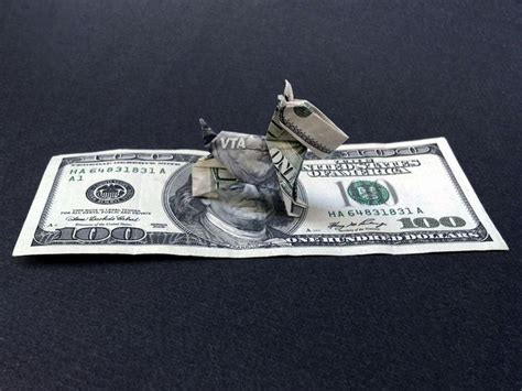 hundred dollar bill origami hundred dollar bill origami comot