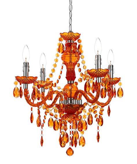 orange chandeliers 70 best images about orange chandeliers on