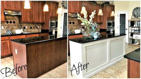 kitchen island makeover new home improvements diy kitchen island makeover reveal
