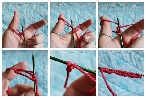 how do i cast my knitting knit and purl angiekate2195