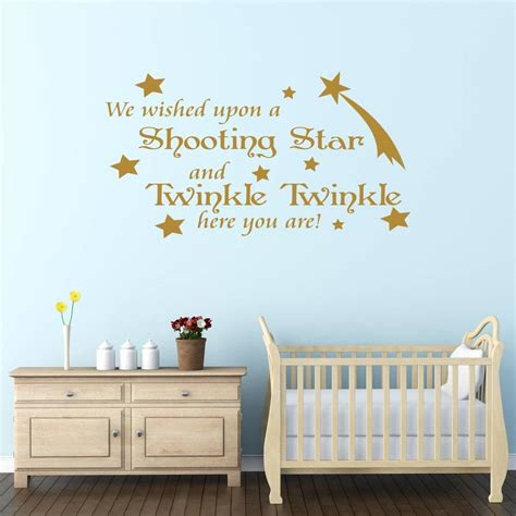 wall stickers baby room baby nursery decor shooting baby wall stickers for