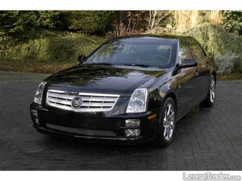 2007 Cadillac Sts 4 by 2007 Cadillac Sts Information And Photos Momentcar