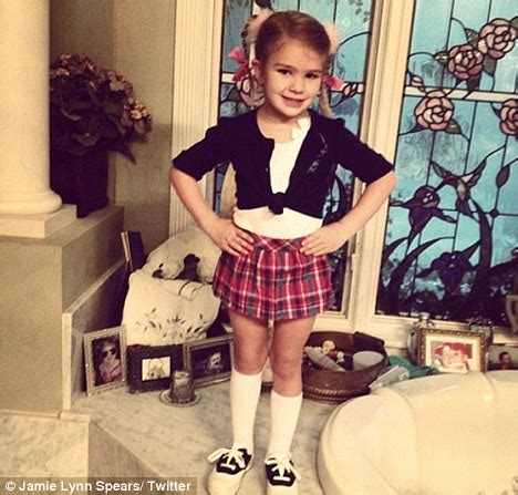 britney spears adoring niece maddie dresses up as pop