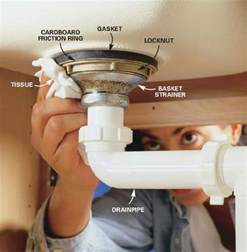 installing kitchen sink drain solved can you install a garbage disposal in a corner und