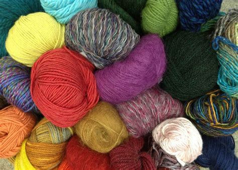 with yarn yarns etc