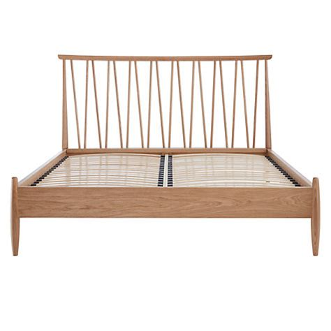 ercol bed frame buy ercol for lewis shalstone bed frame oak king