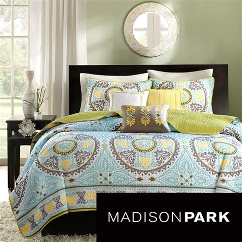 park bali comforter set park bali 6 coverlet set contemporary