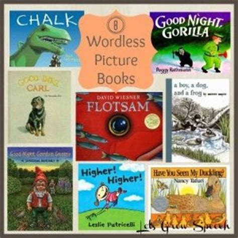 list of wordless picture books 28 best images about wordless picture books on