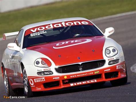 Car Wallpaper 640x480 by Maserati Trofeo 2003 07 Wallpapers 640x480