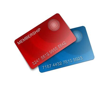 how to make a membership card free illustration membership card credit plastic