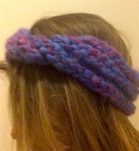 knit headband circular needles easy knit headbands needles and how