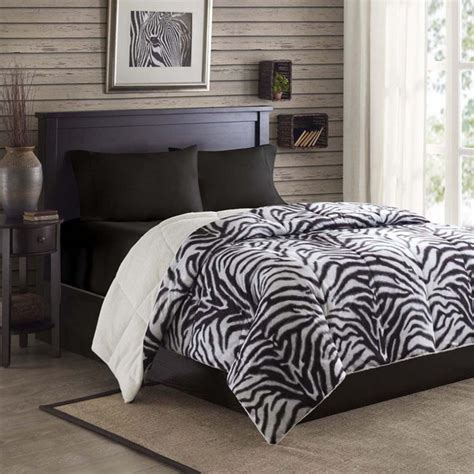 zebra print bedroom furniture more ideas on using the zebra print for the interior