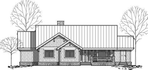 Single Level House Plans one level house plans single level craftsman house plans