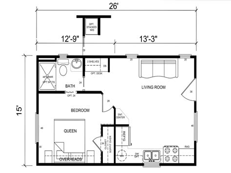 guest cabin floor plans tiny house floor plans for families small cabins tiny