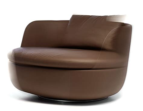 swivel modern chair bart swivel lounge chair hivemodern