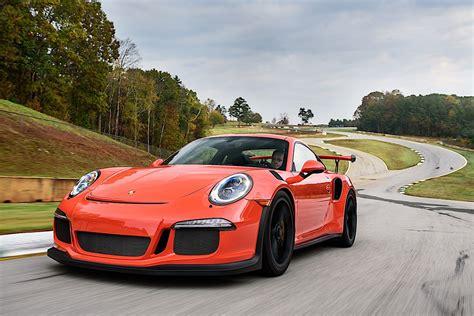 Porsche 911 Gt3 by Porsche 911 Gt3 Rs Specs 2016 2017 2018 Autoevolution