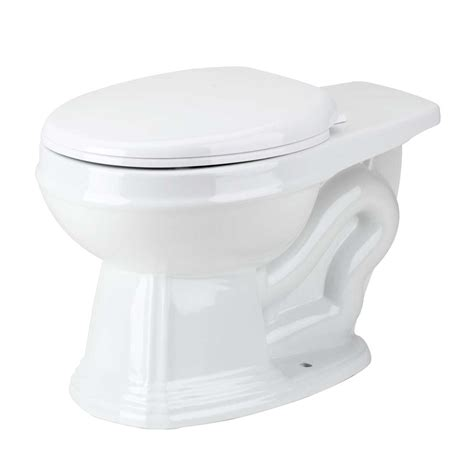 Toilet Tank Questions by Round Toilet Bowl For High Tank Toilet White