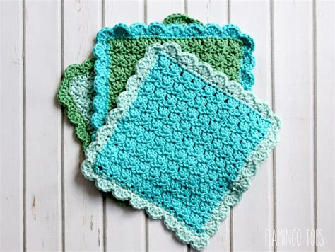 and crochet patterns crochet primrose dishcloths free crochet pattern