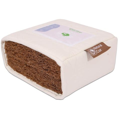 standard crib mattress coir standard crib mattress 38x89cm