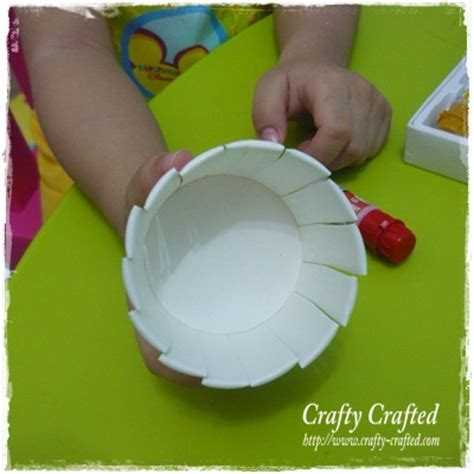 paper cup craft crafty crafted 187 archive crafts for children