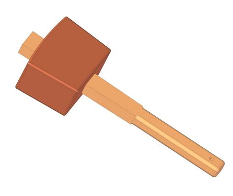woodworking mallet plan my project buy woodworking mallet