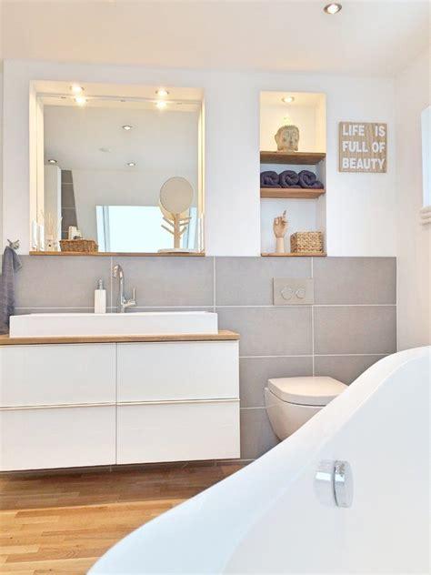 Badezimmermöbel Welches Holz by Die Besten 25 Bad Unterschrank Holz Ideen Auf