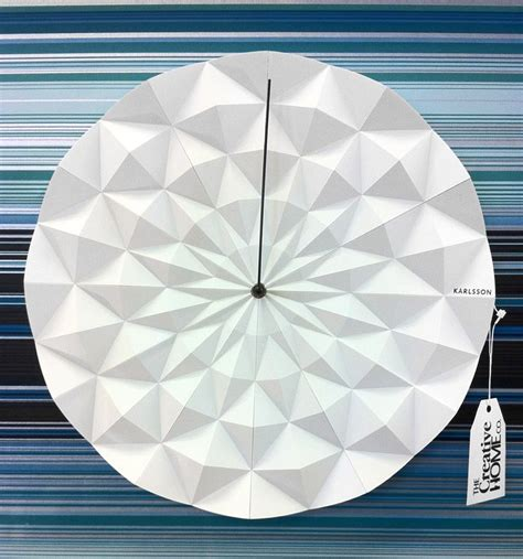 how to make an origami clock the world s catalog of ideas