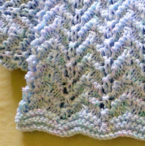 chevron baby blanket knitting pattern knitting pattern baby afghan pdf pattern knitted chevron