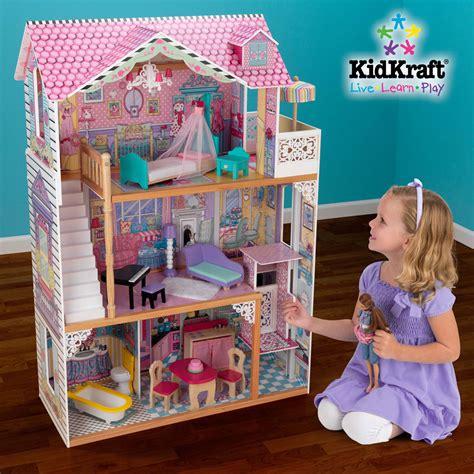 kid craft doll house annabelle dollhouse kidkraft 65079