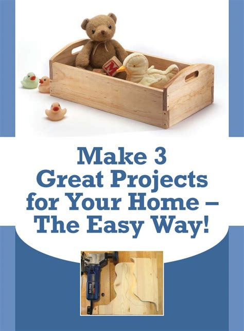 best woodworking magazine for beginners 3 free easy woodworking projects for anyone