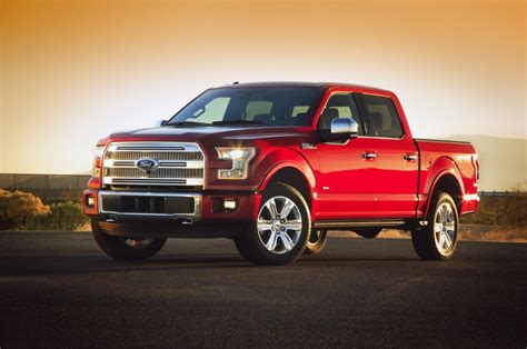2015 Ford F-150: First Look, Details For Radically New Truck F 150 2015
