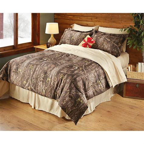 complete bed set sherbrooke camo complete bed set 420879 comforters at