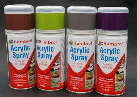 acrylic spray paint four new acrylic spray cans accessories