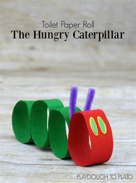the craft project hungry caterpillar craft playdough to plato