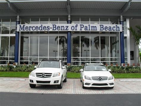 Mercedes West Palm by Mercedes Of Palm West Palm Fl 33409