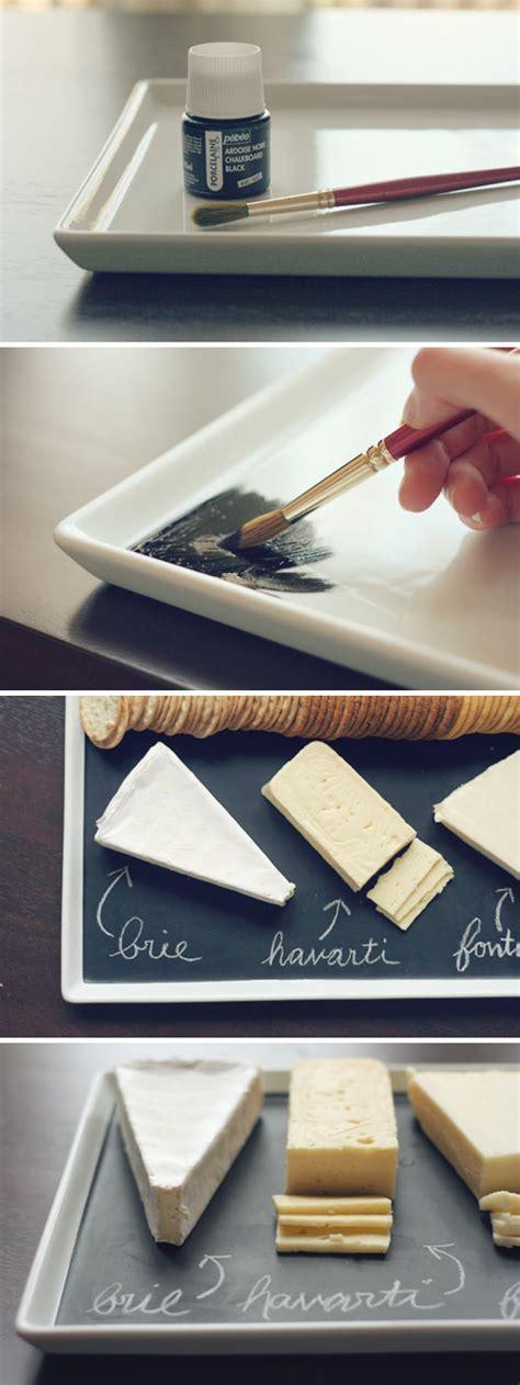 diy chalkboard plate diy chalkboard serving platter wit whistle