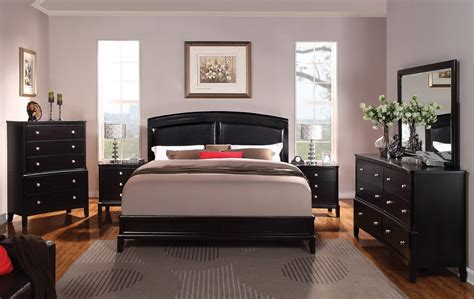 paint ideas for black bedroom furniture bedroom colors with black furniture