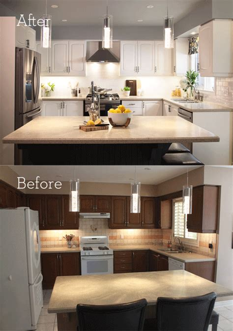 easy kitchen makeover ideas kitchen makeover on a budget tips by leigh allaire perrault chatelaine