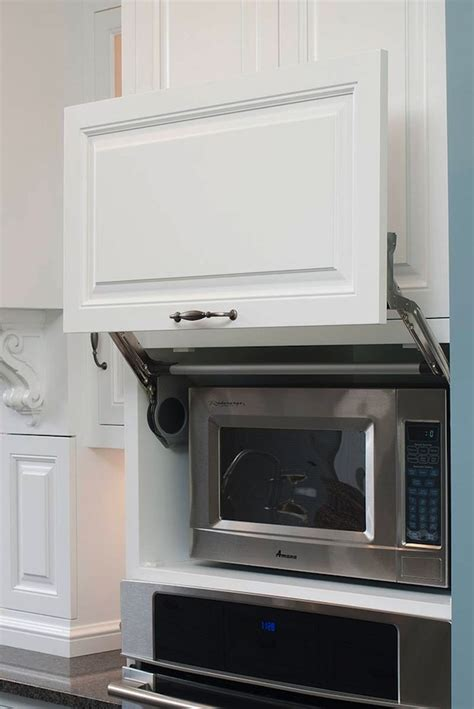 kitchen cabinet microwave shelf 15 microwave shelf suggestions