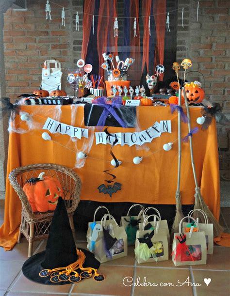 decoracion de hallowen halloween fiestas y cumples