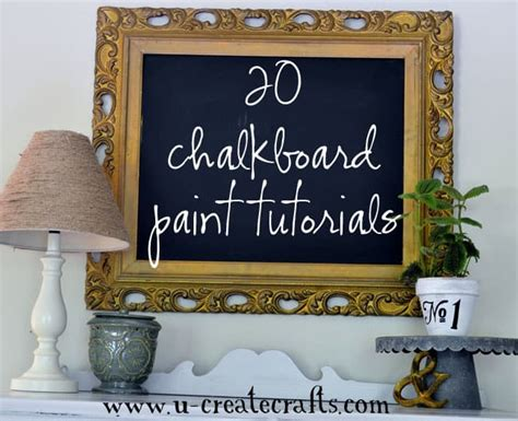 chalkboard paint tutorial 301 moved permanently