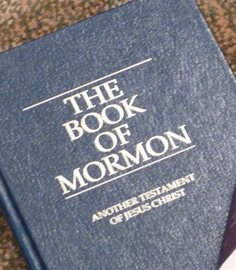 picture of book of mormon bible book of mormon and lds scripture compared