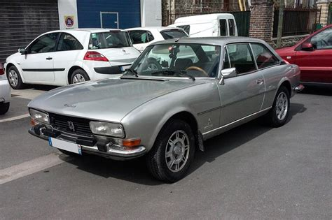 Peugeot 504 Coupe by Peugeot 504 Coup 233