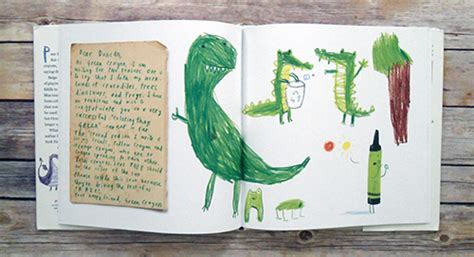crayon picture book the day the crayons quit by drew daywalt