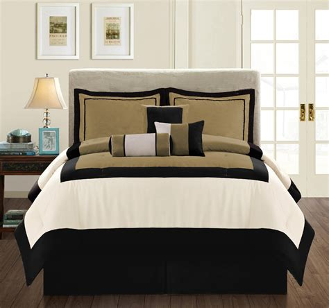 brown and white comforter sets black and white damask bedding walmart 2017 2018 best