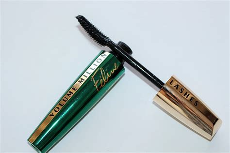 l oreal mascara review l oreal volume million lashes feline mascara review
