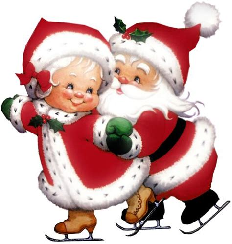 animated mr and mrs claus best ideas about gifs gifs and