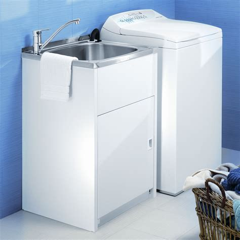 kitchen sink and cabinet utility sinks for laundry modern single free standing laundry sink with cabinet