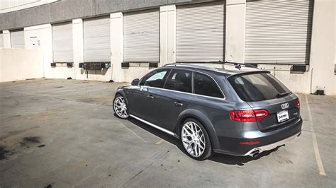 Audi Allroad Rims by Audi Allroad Custom Wheels Avant Garde M590 20x10 0 Et