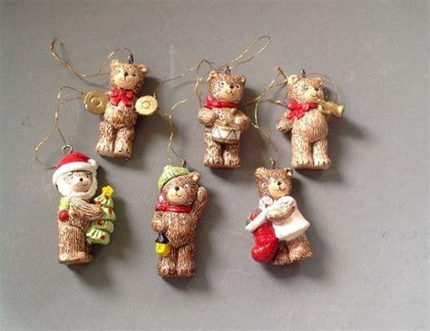 teddy tree ornaments teddy tree ornaments mini teddy